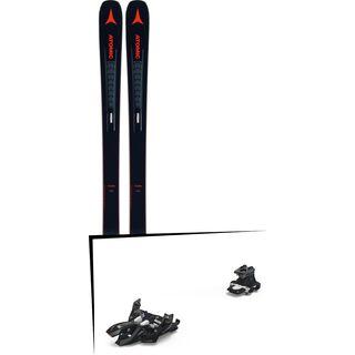 Set: Atomic Vantage 90 TI 2019 + Marker Alpinist 9 black/titanium
