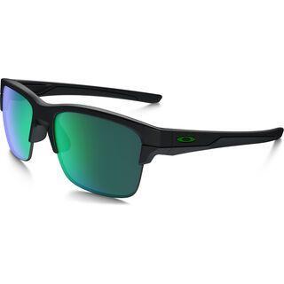 Oakley Thinlink, matte black/Lens: jade iridium - Sonnenbrille