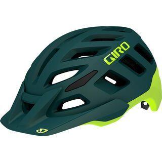Giro Radix, matte true/citron - Fahrradhelm