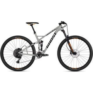 Ghost SL AMR 6.9 LC 2018, gray/black/orange - Mountainbike