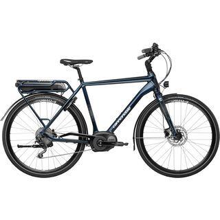 Cannondale Mavaro Active 3 Men 2017, mid blue/silver/grey - E-Bike