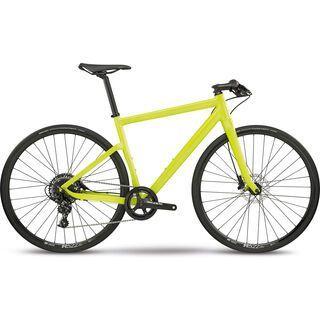 BMC Alpenchallenge AC01 Four 2018, lime - Fitnessbike