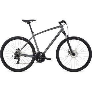 Specialized Crosstrail Mechanical Disc 2018, charcoal/black - Fitnessbike