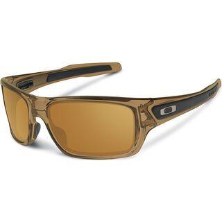 Oakley Turbine, brown smoke/dark bronze - Sonnenbrille