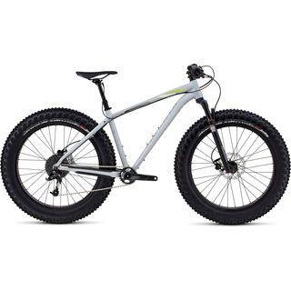 Specialized Fatboy Trail 2017, white/hyper/grey - Mountainbike