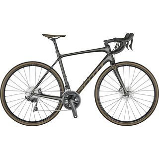 Scott Addict 10 Disc carbon black/brown 2021