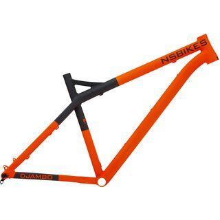 NS Bikes Eccentric Djambo Frame 2017, orange