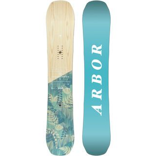Arbor Swoon Camber 2017 - Snowboard
