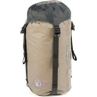 Ortlieb Compression Dry-Bag PS10 with valve and belt, dunkelgrau