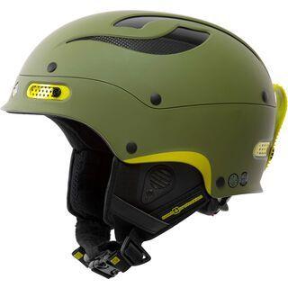 Sweet Protection Trooper, olive green - Skihelm