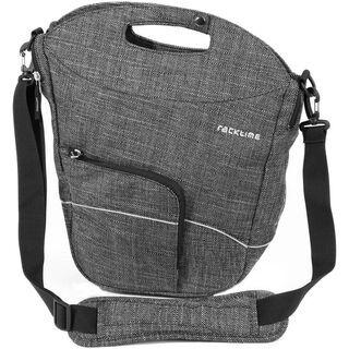 Racktime Buy-it, urban grey - Fahrradtasche