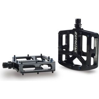 Specialized Bennies Platform Pedals, black ano - Pedale