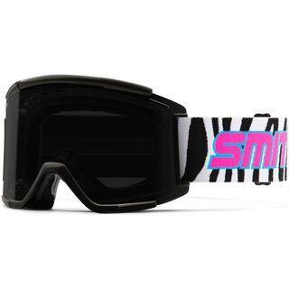 Smith Squad MTB XL + WS, get wild 89/Lens: cp sun black - MX Brille
