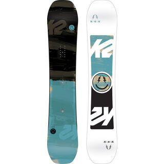 K2 WWW Wide 2017 - Snowboard