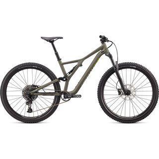 Specialized Stumpjumper ST Alloy 29 2020, oak/spruce/hyper green - Mountainbike