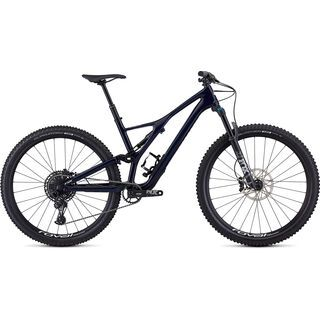 Specialized Stumpjumper ST Comp Carbon 29 2019, tint carbon/white - Mountainbike