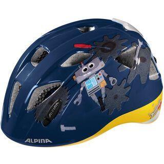 Alpina Ximo Flash, robot - Fahrradhelm