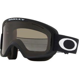Oakley O Frame 2.0 Pro XM + WS, matte black/Lens: dark grey - Skibrille