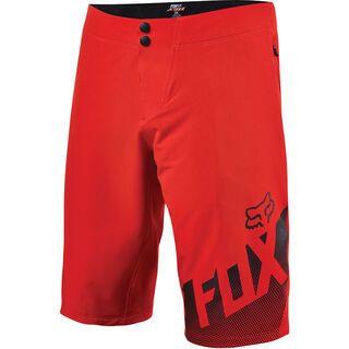 Fox Altitude Short, red - Radhose
