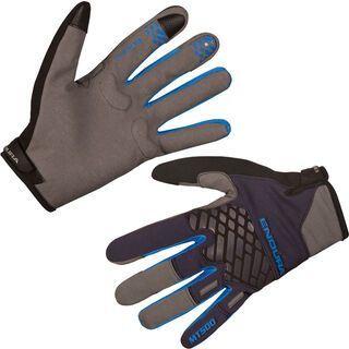 Endura MT500 Glove II, marineblau - Fahrradhandschuhe