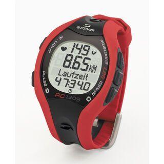 Sigma RC 12.09, red - Sportuhr