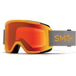 Smith Squad inkl. Wechselscheibe, solar/Lens: chromapop everyday - Skibrille