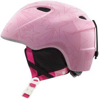 Giro Slingshot, Pink Stars - Snowboardhelm