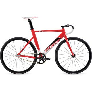 Specialized Langster Pro 2016, red/white/black - Rennrad