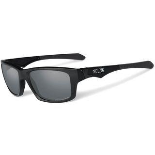 Oakley Jupiter Squared Jordy Smith, Polished Black/Black Iridium Polarized - Sonnenbrille