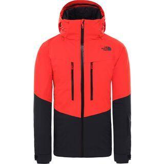 The North Face Mens Chakal Jacket, fiery red/tnf black - Skijacke