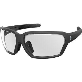 Scott Vector Clear black matt