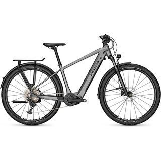 Focus Aventura² 6.8 2021, toronto grey - E-Bike