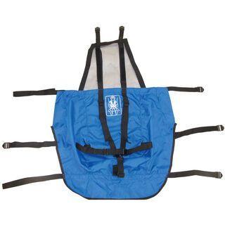 XLC Ersatzsitzbezug für XLC Kinderanhänger Mono, blau - Ersatzteil