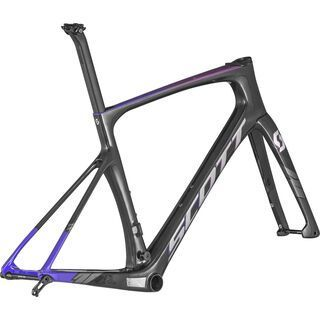 Scott Foil HMX Frameset Supersonic Edt. black/purple/blue 2021