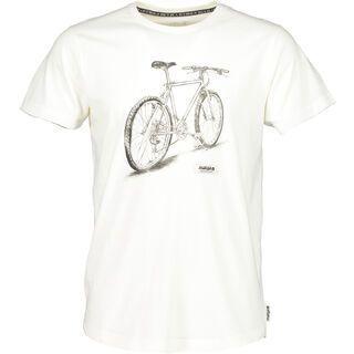 Maloja GideonM., vintage white - T-Shirt
