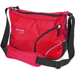 Racktime Shoulder-it front, Rachel-Red - Lenkertasche