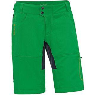 Vaude Womens Fisk Shorts, apple green - Radhose