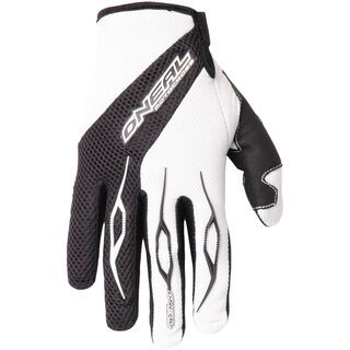 ONeal Element Kids Glove Racewear, white - Fahrradhandschuhe
