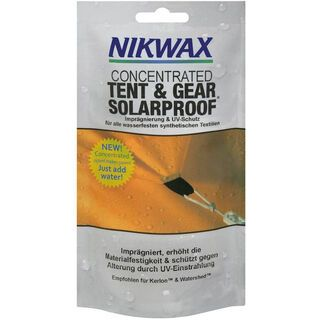 Nikwax Concentrated Tent & Gear Solarproof