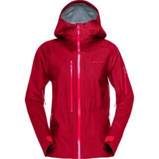 Norrona lofoten Gore-Tex Active Jacket, rhubarb - Skijacke