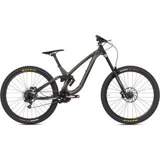NS Bikes Fuzz 29 2 2020, army green - Mountainbike