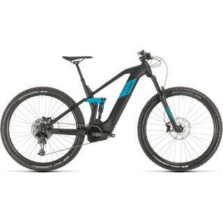 Cube Stereo Hybrid 140 HPC Race 625 29 2020, black´n´blue - E-Bike
