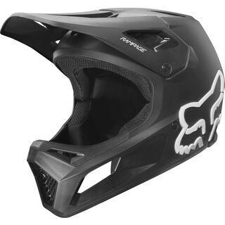 *** 2. Wahl *** Fox Youth Rampage Helmet, black - Fahrradhelm | Größe YL // 51-52 cm
