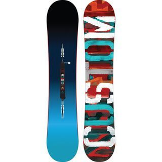 Burton Custom Smalls Wide 2017 - Snowboard