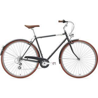 Creme Cycles Mike Uno 2019, grey - Cityrad
