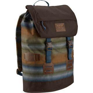 Burton Tinder Pack, beach stripe print - Rucksack