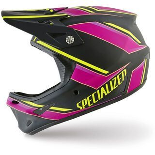 Specialized Dissident Comp, pink/green - Fahrradhelm