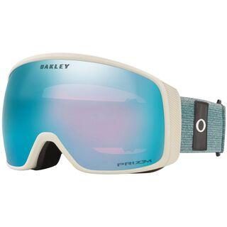 Oakley Flight Tracker XL Prizm, heathered grey balsam/Lens: sapphire iridium - Skibrille