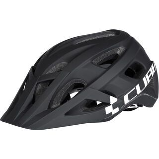 Cube Helm AM Race, black´n´white - Fahrradhelm