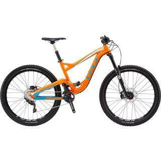 GT Sensor X Pro 27.5 2015, orange/blue - Mountainbike